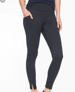 Athleta Pants - Athleta Herringbone Mercer Tight